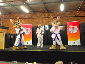 Kanga Karate Childrens Songs